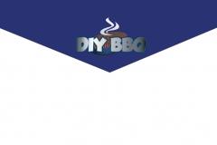 DIY BBQ Envelope - Back