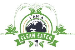 Clean Eater Logo
