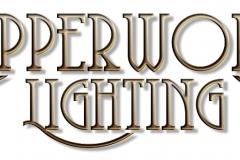 Copperwork Lighting Logo Vectorization