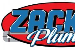 Zack's Plumbing Logo Vectorization